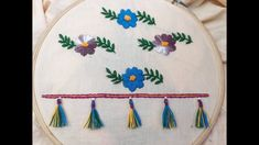 Hand embroidery beautiful design Fulkari dupatta for dress all over design Color Of Life, Hand Embroidery, Hands, Beautiful, Dresses, Design, Vestidos, Gowns, Dress