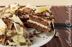 Bolo trufado de leite ninho é uma deliciosa combinação de bolo, recheio e cobertura com sabores diferenciados que agradarão paladares mais requintados. Ing