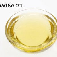 FIRMING OIL - Mix coconut oil with a few drops of your favorite essential oil. Use this natural skin tightening oil to tighten the skin under the eyes loose skin around the mouth. This natural skin care method is best for reducing wrinkles fine lines on the face neck.