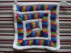 striped spiral by Fluxx, via Flickr