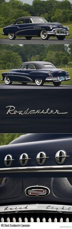 1952 Buick Roadmaster ★。☆。JpM ENTERTAINMENT ☆。★。