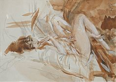 Learn more about Reclining Lady Giovanni Boldini - oil artwork, painted by one of the most celebrated masters in the history of art. Giovanni Boldini, Life Drawing, Figure Drawing, Painting & Drawing, Cave Painting, John Singer Sargent, La Petite Taupe, Josephine Wall, Italian Painters