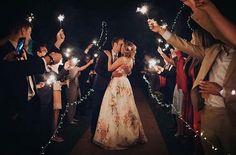 Real Bride in Charlotte Balbier 'Untamed Love' - Champagne & Charlotte Bridal
