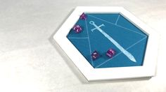 Show a Critter you care this holiday season by giving them a one-of-a-kind handmade gift. This DIY dice tray is not only the perfect present for a fan of Critical Role, you don't need to spend a lot of money to make it.