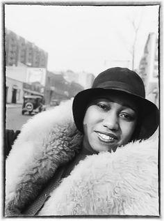 Trinidadian American Blues Singer Gladys Bentley - February 27, 1932