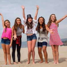 #ZieglerMackenzie photoshoot with Dance Moms [01.05.16]