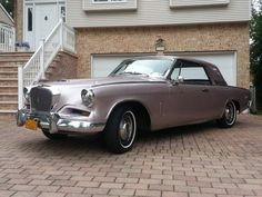 1962 Studebaker GT Hawk...one of the best looking cars ever...