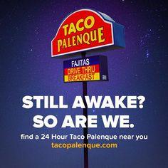 3000 Woodridge Dr. behind Gulfgate Mall Hungry? #TacoPalenque #BIGSABOR