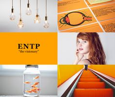 ENTP (for in dreams, we enter a world that is entirely our own + /)