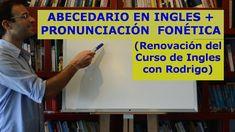 Aprender ingles 1: Abecedario en ingles + Pronunciacion ingles