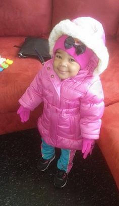 RIP 19 month old Amierah Roberson: She was battered and beaten to death by her mother's boyfriend before being dumped into a local park.