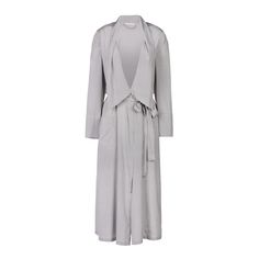 Shop the Ellie Leaping Long Robe  by Stella Mccartney  at the official online store. Discover all product information. Stella Mccartney Lingerie, Lingerie Collection, Pyjamas, Women Lingerie, Lounge Wear, Duster Coat, High Neck Dress, Shirt Dress, Jackets