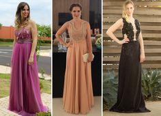 Madrinhas de casamento: Nove vestidos de festa: Maíra Camargo