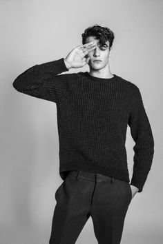 TEDS (September 2014): Photography MARCELLO ARENA Styling FEDERICA SALTO Grooming PAWEL SOLIS at MKS Model RICCARDO at I LOVE MODELS