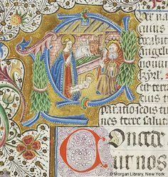 Missal, M.450 fol. 4v - Images from Medieval and Renaissance Manuscripts - The Morgan Library & Museum