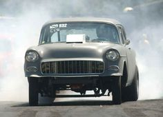 55 Chevy 210 Two Lane Blacktop Gasser! My Dream Car! (From The Cult Classic Movie 2 Lane Blacktop!)