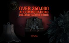 Haunted Hotels by bookings.com