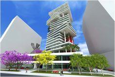 edificios multifuncionais - Pesquisa Google