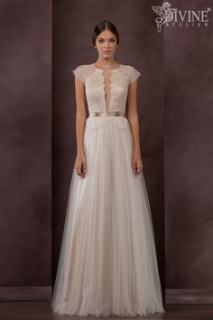 Bridal gown fall 2015