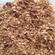Homemade Granola – 5 Ingredients