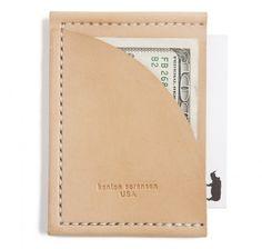 Kenton Sorenson Modern Man Front Pocket Wallet