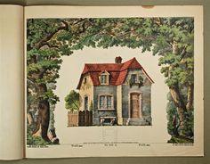 Neue Decorationen für Kindertheater. Wald. Coulissen. Nr. 501 A.