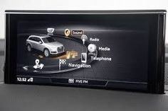 Audi Q7 Infotainment 2015에 대한 이미지 검색결과