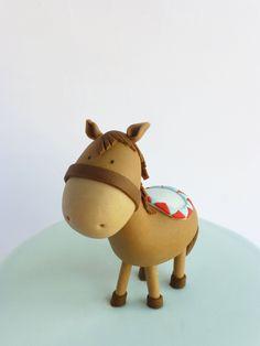 Peaceofcake ♥ Sweet Design: Horse Cake • Bolo Cavalo