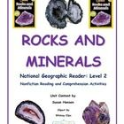 This Rocks and Minerals unit is focused on reading, writing, and comprehending a nonfiction science text. It's a perfect way to engage students in ...