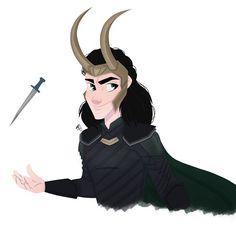 @ambermayao has the best Loki pins!