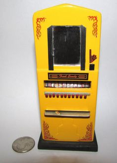 Miniatures-Hand-Made-OOAK-1-12-scale-Vintage-Stoner-Candy-Machine