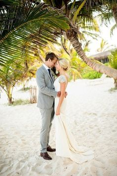 Relaxed Destination Wedding in Tulum | Ruffled