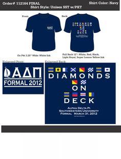 Alpha Delta Pi Formal  http://www.greekt-shirtsthatrock.com/