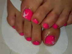 Image detail for -Pedicure Designs - Beautiful Nails and Cool Pedicure Art Designs ...