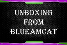 Gaming Swap Box with Blueamcat - Unboxing