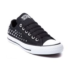 72107b2802 ... canada shop for converse all star lo hearts sneaker in black at shi by  journeys.