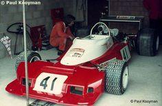 1974 GP Belgii (Tim Schenken) Trojan T103 - Ford