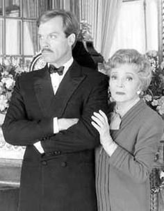Stephen Collins, Claudette Colbert in The Two Mrs. Grenvilles