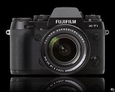 Fujifilm X-T1 Camera - this is what I use most often in my photography.  A wonderful device for anyone serious about photography - the best part is the plethora of manual controls, just like the good old days!