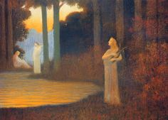 Lyricism of the Forest  Alphonse Osbert
