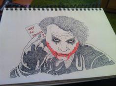The joker - piece by C. Jagger