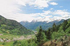 Bernina Express: Tirano, Italy - Chur, Switzerland