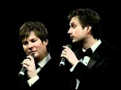 The Booth Brothers ~ He Saw It All    Love this song.