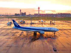 ANA 777-200 JA715A