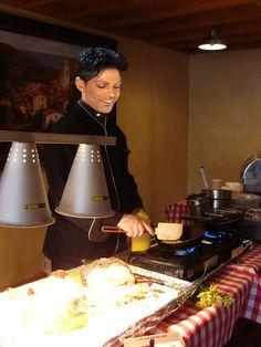 Prince making omelets !