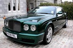 Special cars: bentley