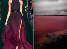 The Beauty Of Nature Captured In 32 Famous Designer Dresses