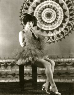 screengoddess:    Clara Bow