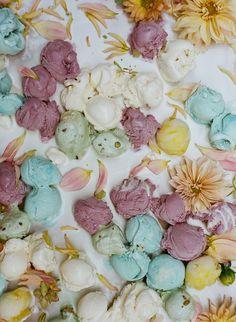 puurfect pastel ice cream / Kinfolk