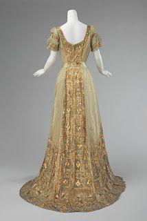 Crinolines et Cie : Belle Epoque - 1910